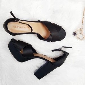 Who What Wear | NEW Platform Sandal